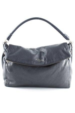 Kate Spade Handtasche goldfarben-schwarz Elegant