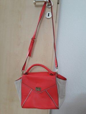 Kate Spade Handtasche pink beige