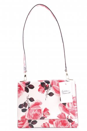 Kate Spade Carry Bag floral pattern romantic style
