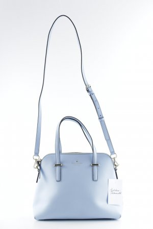 Kate Spade Carry Bag azure-gold-colored elegant