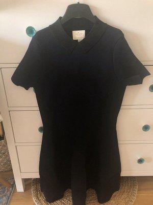 Kate Spade Kleid 40 L neu dunkelblau schwarz