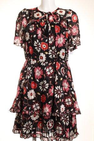 Kate Spade Kurzarmkleid Blumenmuster Casual-Look