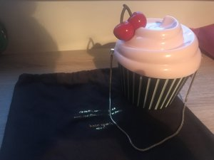 Kate Spade Magnolia Bakery Cupcake Clutch