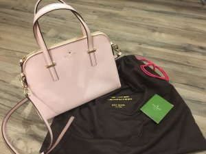 Kate Spade Maise Satchel in Blush Pink