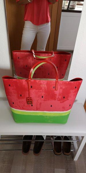 Kate Spade Shopper multicolore cuir