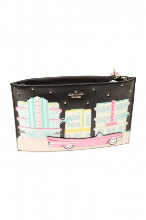 Kate Spade New York Clutch in Schwarz