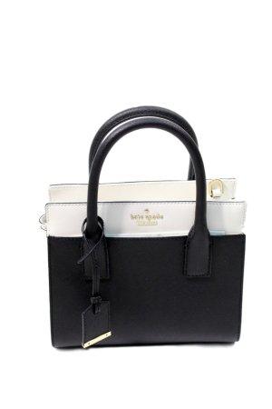 Kate Spade New York Handtasche in Schwarz-Weiß
