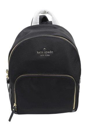 Kate Spade School Backpack black nylon