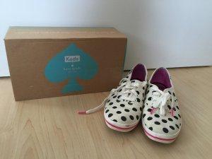 Kate Spade sneakers polka dot!