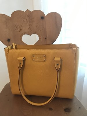 Kate Spade Tasche Gelb