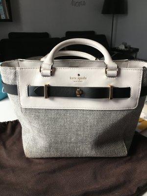 Kate Spade Tasche schwarz weiß wie neu
