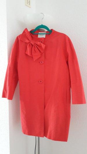 Kate Spade Trenchcoat Sommermantel pink Größe L