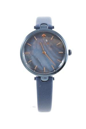 "Kate Spade Uhr mit Lederarmband ""KSW1389 Holland Fashion Watch Rosegold"""