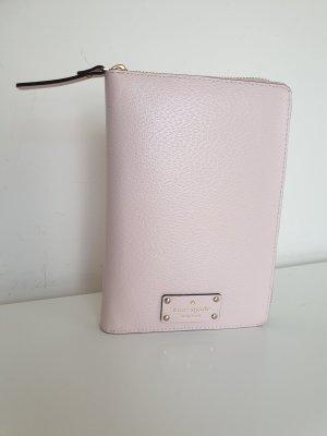 Kate Spade Custodie portacarte oro-rosa pallido Pelle