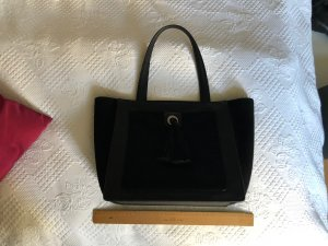Kate Spade Borsa con manico nero Pelle