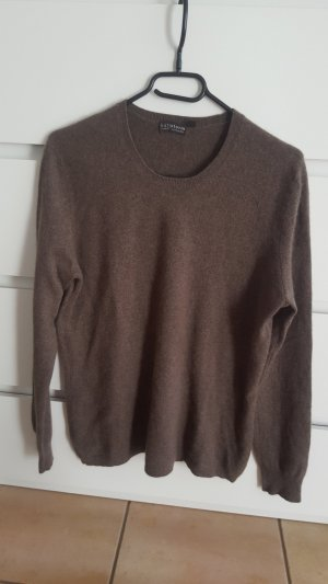 Kate Storm Cashmere Pullover braun Größe L
