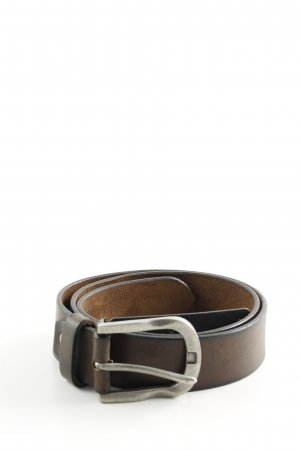 kate storm Leather Belt brown business style