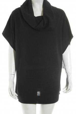 kate storm Strickshirt schwarz Casual-Look