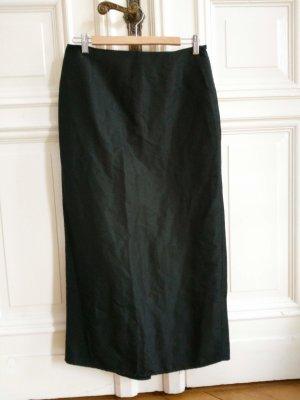 Kathleen Madden Rock schwarz Pencil Skirt Bleistiftrock