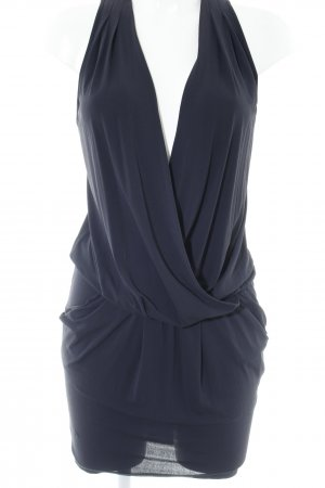 Katia g. Blusenkleid dunkelblau Casual-Look