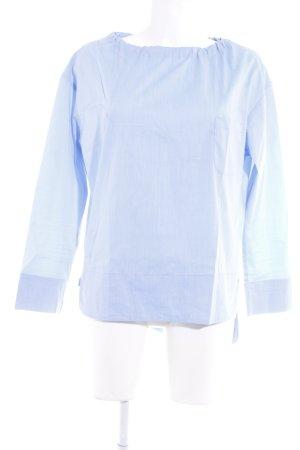 Katia g. Langarm-Bluse himmelblau Casual-Look