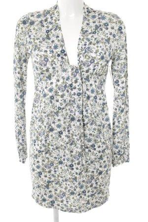 Katia g. Langarmkleid florales Muster Romantik-Look