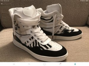 Katie Grand ❤️ Hogan Sneakers 38 neu  Limited Designer Haute Couture