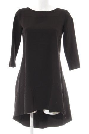 Katrus Babydoll-jurk zwart elegant