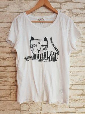 Katze Tiger T-Shirt