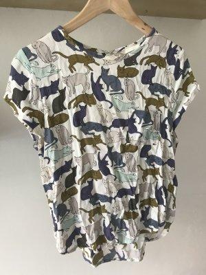 Katzen-Shirt