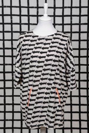 Sheinside Oversized shirt veelkleurig
