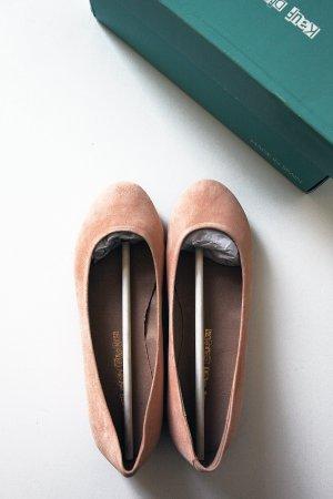 Kauf dich glücklich Ballerinas Nude Rosa 38