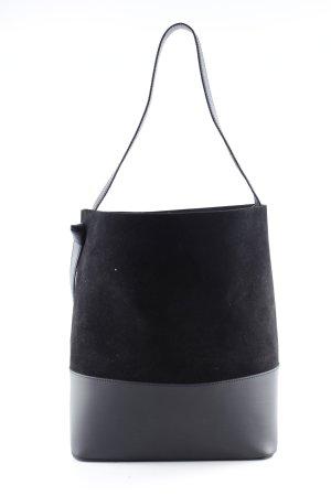 Kauf Dich Glücklich Beuteltasche schwarz Casual-Look