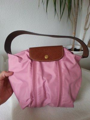 kaum benutzte und gut erhaltene Original LONGCHAMP Handtasche