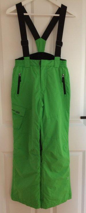Kaum getragen RODEO Schneehose in grün. Größe 146-152 cm. Wie neu!