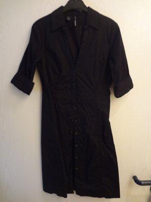 Kaum getragen: süßes Blusenkleid von Mango (Gr. XS)