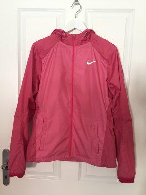 Nike Windbreaker neon red-raspberry-red