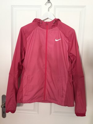 Nike Windbreaker neon red-raspberry-red