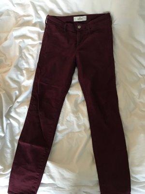 Hollister Pantalon taille haute multicolore