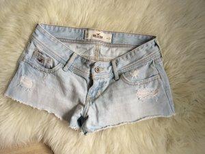 Kaum getragene Hollister Hotpants - W23