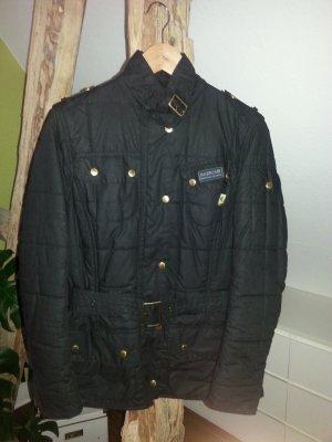 kaum getragene und einwandfreie BARBOUR Flyweight Wax Jacket
