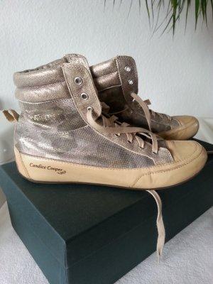 """kaum getragene und einwandfreie """"CANDICE COOPER"""" Sneaker"""