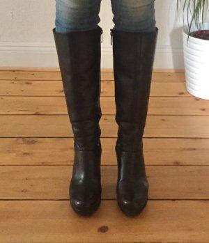 Paul Green High Heel Boots black
