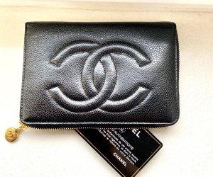 Chanel Tarjetero negro