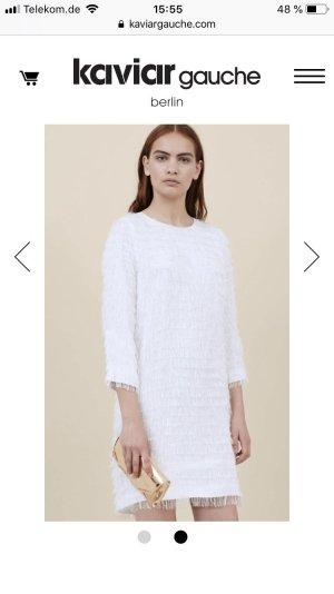 Kaviar Gauche Wedding Dress white