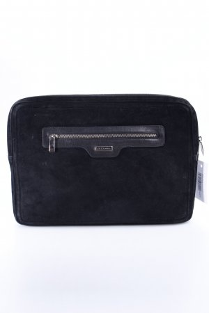 Kaviar Gauche Clutch schwarz Business-Look