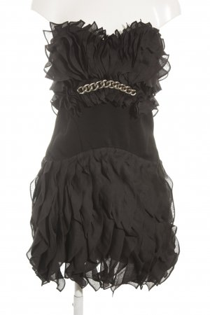 Kaviar Gauche Cocktail Dress black elegant