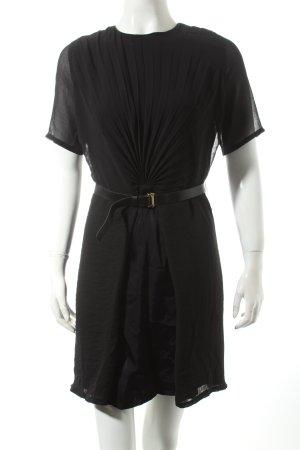 Zalando Cocktailkleid schwarz Eleganz-Look