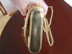 Kaviar Gauche  Designertasche in gold - stylisch NEU!
