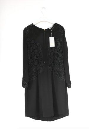 Kaviar Gauche for Zalando Kleid Spitzenkleid schwarz Vintage Stil Gr. M Neu!